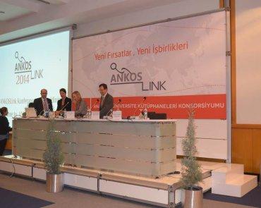 Ankoslink 2013 Antalya Kongre Standları