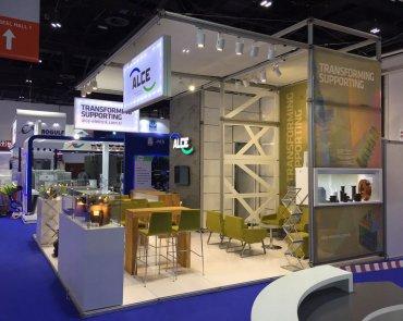 Alce Elektrik 2017 Mee  Dubai Fuar Standı