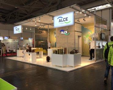 Alce Elektrik 2017 Hannover Messe Fuar Standı