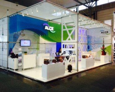 Alce Elektrik 2013 Hannover Messe Fuar Standı