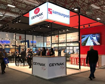 Ceynak Logistic Logitrans Fair 2018