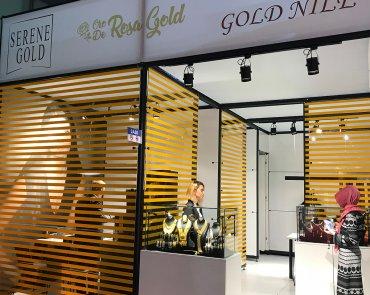 Ore de Rosa Gold Jewellry Show 2018