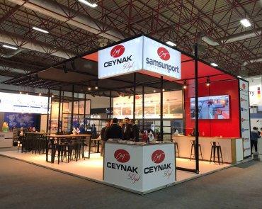 Ceynak Lojistik 2019 Logitrans Fair